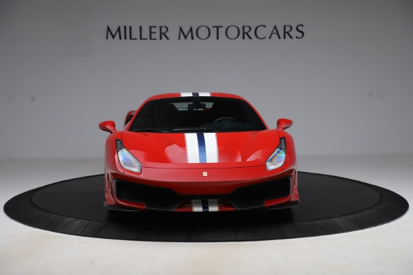Used 2019 Ferrari 488 Pista for sale $451,900 at Maserati of Greenwich in Greenwich CT 06830 12