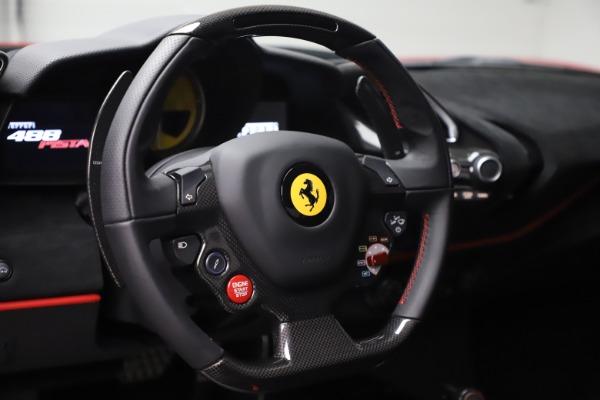 Used 2019 Ferrari 488 Pista for sale $451,900 at Maserati of Greenwich in Greenwich CT 06830 20