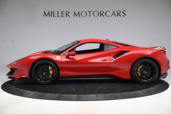 Used 2019 Ferrari 488 Pista for sale $451,900 at Maserati of Greenwich in Greenwich CT 06830 3