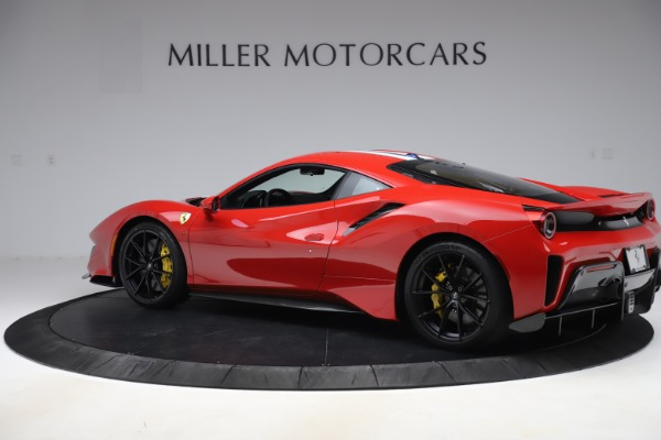 Used 2019 Ferrari 488 Pista for sale $451,900 at Maserati of Greenwich in Greenwich CT 06830 4
