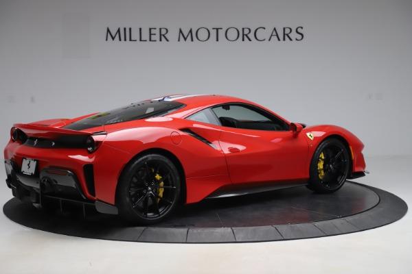 Used 2019 Ferrari 488 Pista for sale $451,900 at Maserati of Greenwich in Greenwich CT 06830 8