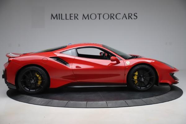Used 2019 Ferrari 488 Pista for sale $451,900 at Maserati of Greenwich in Greenwich CT 06830 9