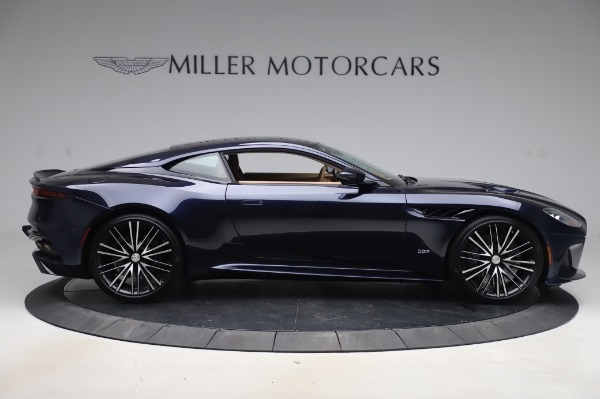 New 2020 Aston Martin DBS Superleggera Coupe for sale $338,286 at Maserati of Greenwich in Greenwich CT 06830 10