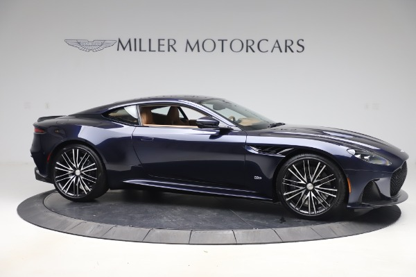 New 2020 Aston Martin DBS Superleggera Coupe for sale $338,286 at Maserati of Greenwich in Greenwich CT 06830 11