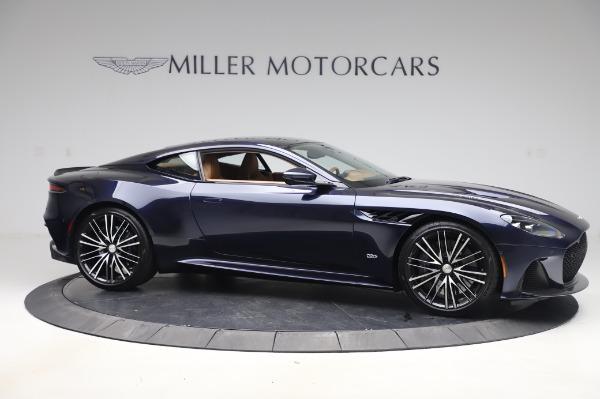 New 2020 Aston Martin DBS Superleggera for sale $338,286 at Maserati of Greenwich in Greenwich CT 06830 11