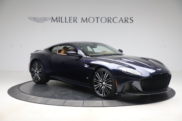 New 2020 Aston Martin DBS Superleggera Coupe for sale $338,286 at Maserati of Greenwich in Greenwich CT 06830 12