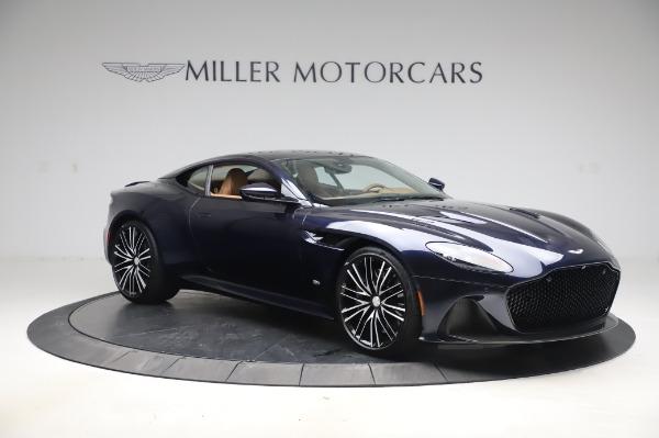 New 2020 Aston Martin DBS Superleggera for sale $338,286 at Maserati of Greenwich in Greenwich CT 06830 12