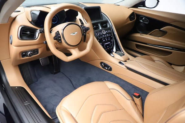 New 2020 Aston Martin DBS Superleggera for sale $338,286 at Maserati of Greenwich in Greenwich CT 06830 13