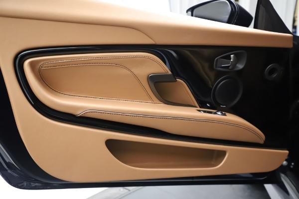 New 2020 Aston Martin DBS Superleggera for sale $338,286 at Maserati of Greenwich in Greenwich CT 06830 17