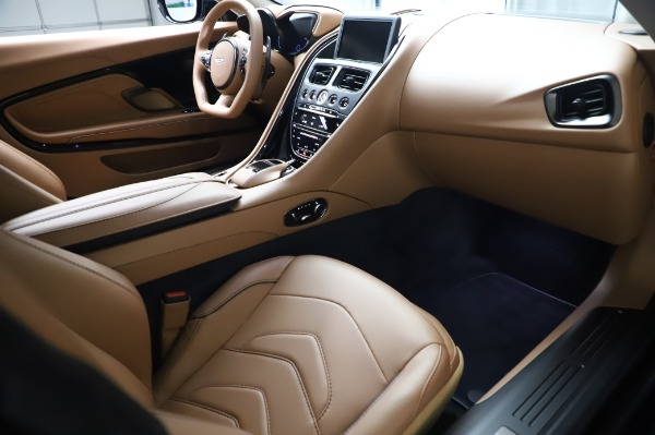 New 2020 Aston Martin DBS Superleggera for sale $338,286 at Maserati of Greenwich in Greenwich CT 06830 18