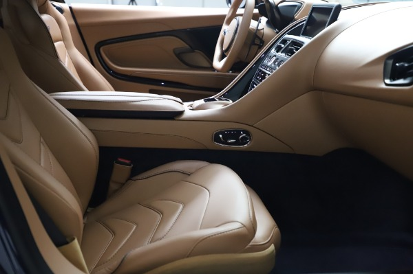 New 2020 Aston Martin DBS Superleggera for sale $338,286 at Maserati of Greenwich in Greenwich CT 06830 19