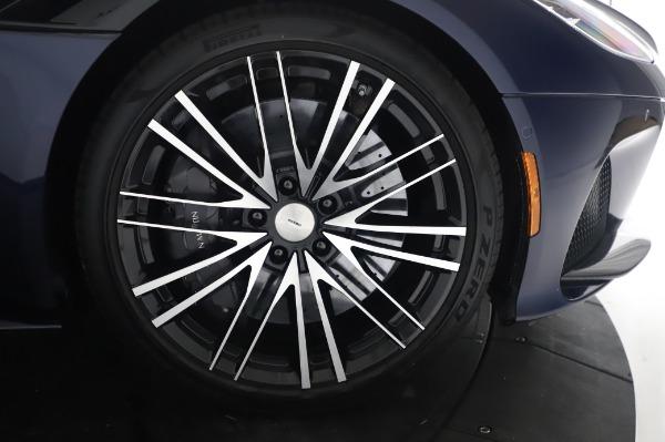 New 2020 Aston Martin DBS Superleggera for sale $338,286 at Maserati of Greenwich in Greenwich CT 06830 23