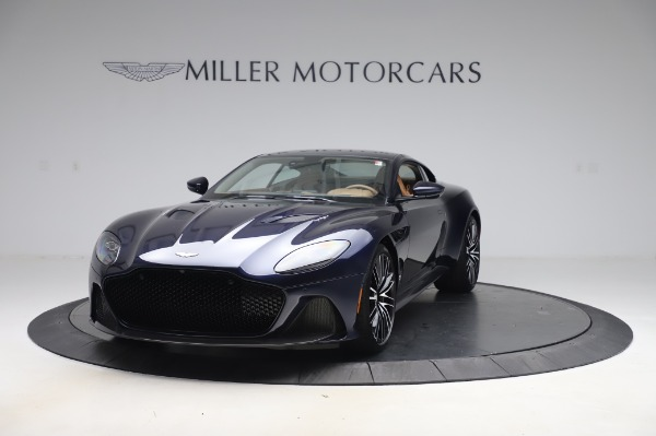 New 2020 Aston Martin DBS Superleggera Coupe for sale $338,286 at Maserati of Greenwich in Greenwich CT 06830 3