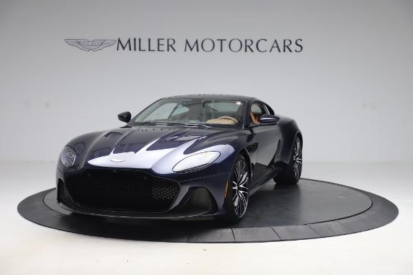 New 2020 Aston Martin DBS Superleggera for sale $338,286 at Maserati of Greenwich in Greenwich CT 06830 3