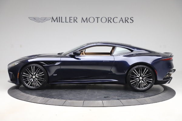 New 2020 Aston Martin DBS Superleggera Coupe for sale $338,286 at Maserati of Greenwich in Greenwich CT 06830 4