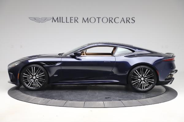 New 2020 Aston Martin DBS Superleggera for sale $338,286 at Maserati of Greenwich in Greenwich CT 06830 4