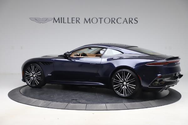 New 2020 Aston Martin DBS Superleggera for sale $338,286 at Maserati of Greenwich in Greenwich CT 06830 5