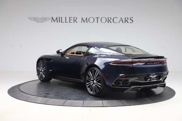 New 2020 Aston Martin DBS Superleggera Coupe for sale $338,286 at Maserati of Greenwich in Greenwich CT 06830 6