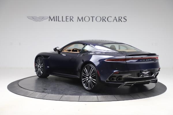 New 2020 Aston Martin DBS Superleggera for sale $338,286 at Maserati of Greenwich in Greenwich CT 06830 6