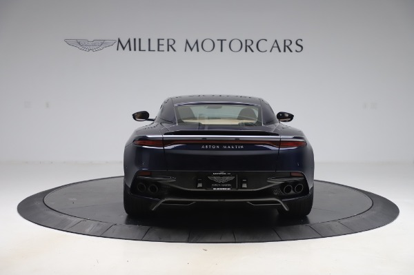 New 2020 Aston Martin DBS Superleggera Coupe for sale $338,286 at Maserati of Greenwich in Greenwich CT 06830 7