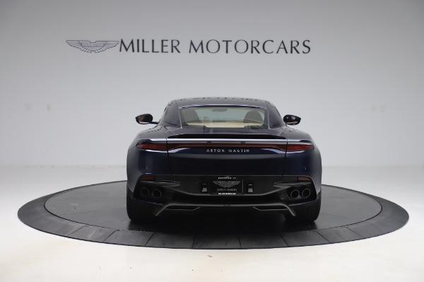 New 2020 Aston Martin DBS Superleggera for sale $338,286 at Maserati of Greenwich in Greenwich CT 06830 7