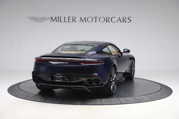 New 2020 Aston Martin DBS Superleggera for sale $338,286 at Maserati of Greenwich in Greenwich CT 06830 8