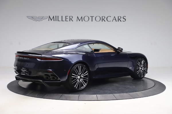 New 2020 Aston Martin DBS Superleggera Coupe for sale $338,286 at Maserati of Greenwich in Greenwich CT 06830 9
