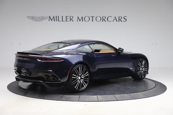 New 2020 Aston Martin DBS Superleggera for sale $338,286 at Maserati of Greenwich in Greenwich CT 06830 9