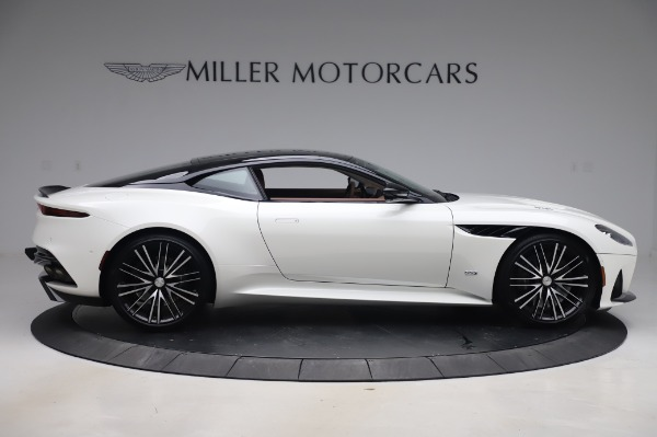 New 2020 Aston Martin DBS Superleggera for sale $337,686 at Maserati of Greenwich in Greenwich CT 06830 10