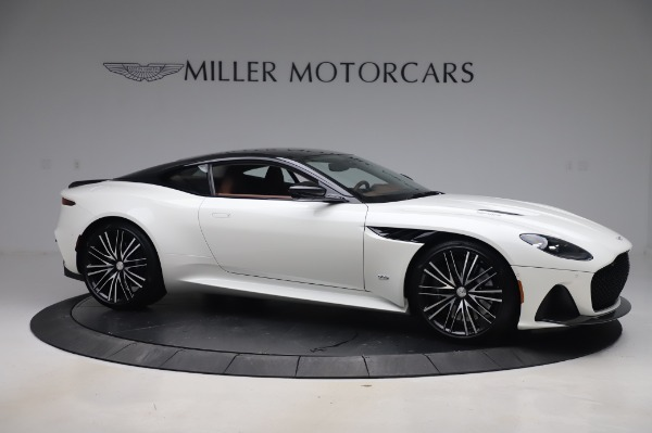 New 2020 Aston Martin DBS Superleggera for sale $337,686 at Maserati of Greenwich in Greenwich CT 06830 11