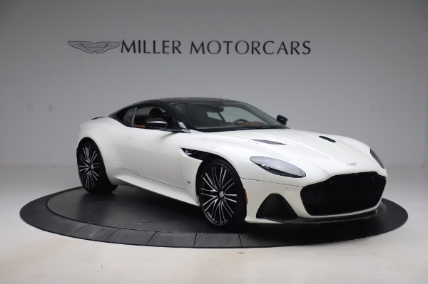 New 2020 Aston Martin DBS Superleggera for sale $337,686 at Maserati of Greenwich in Greenwich CT 06830 12