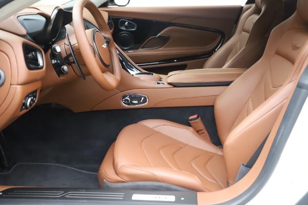 Used 2020 Aston Martin DBS Superleggera for sale $299,990 at Maserati of Greenwich in Greenwich CT 06830 14