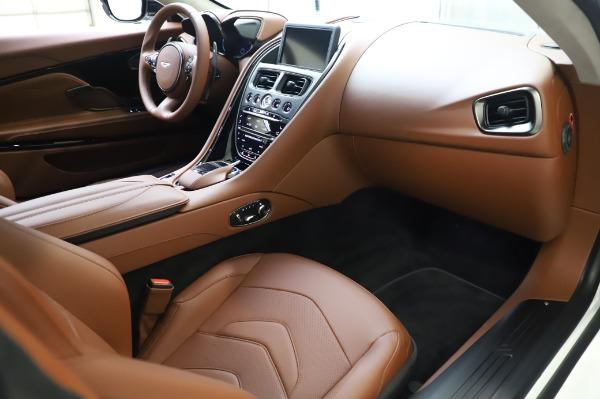 Used 2020 Aston Martin DBS Superleggera for sale $299,990 at Maserati of Greenwich in Greenwich CT 06830 18