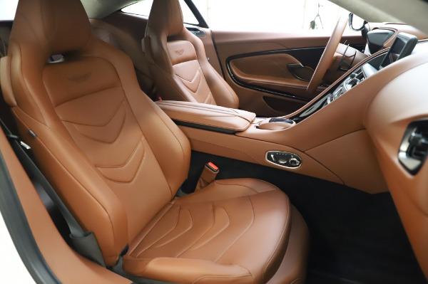 Used 2020 Aston Martin DBS Superleggera for sale $299,990 at Maserati of Greenwich in Greenwich CT 06830 20