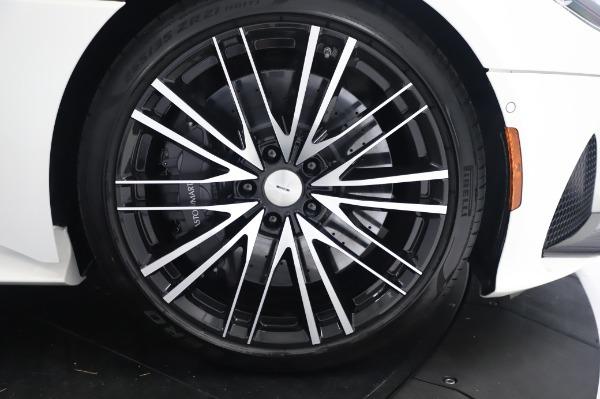 Used 2020 Aston Martin DBS Superleggera for sale $299,990 at Maserati of Greenwich in Greenwich CT 06830 23