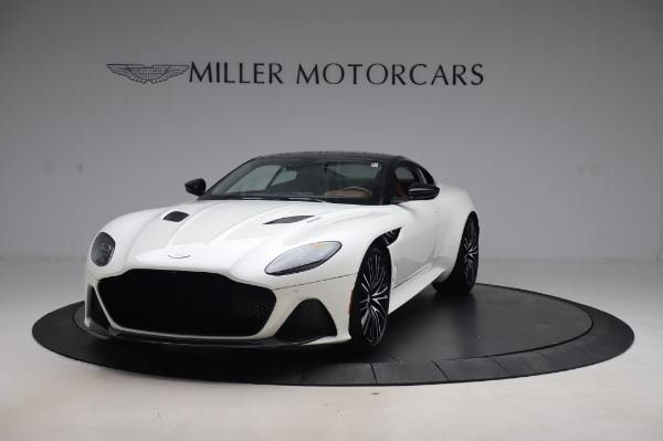 New 2020 Aston Martin DBS Superleggera for sale $337,686 at Maserati of Greenwich in Greenwich CT 06830 3