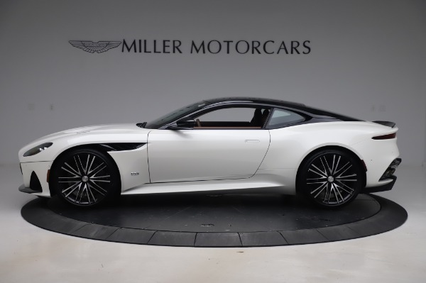 New 2020 Aston Martin DBS Superleggera for sale $337,686 at Maserati of Greenwich in Greenwich CT 06830 4