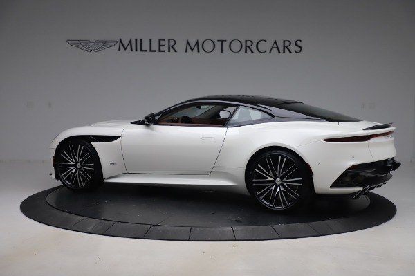 New 2020 Aston Martin DBS Superleggera for sale $337,686 at Maserati of Greenwich in Greenwich CT 06830 5