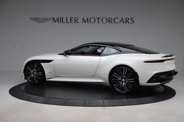 Used 2020 Aston Martin DBS Superleggera for sale $299,990 at Maserati of Greenwich in Greenwich CT 06830 5