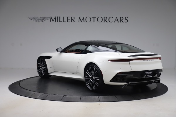 New 2020 Aston Martin DBS Superleggera for sale $337,686 at Maserati of Greenwich in Greenwich CT 06830 6