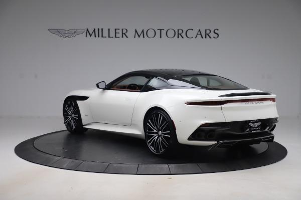 Used 2020 Aston Martin DBS Superleggera for sale $299,990 at Maserati of Greenwich in Greenwich CT 06830 6