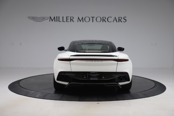 New 2020 Aston Martin DBS Superleggera for sale $337,686 at Maserati of Greenwich in Greenwich CT 06830 7