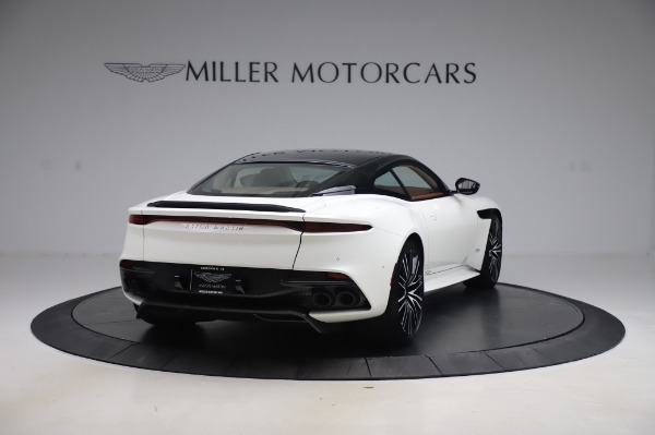 New 2020 Aston Martin DBS Superleggera for sale $337,686 at Maserati of Greenwich in Greenwich CT 06830 8