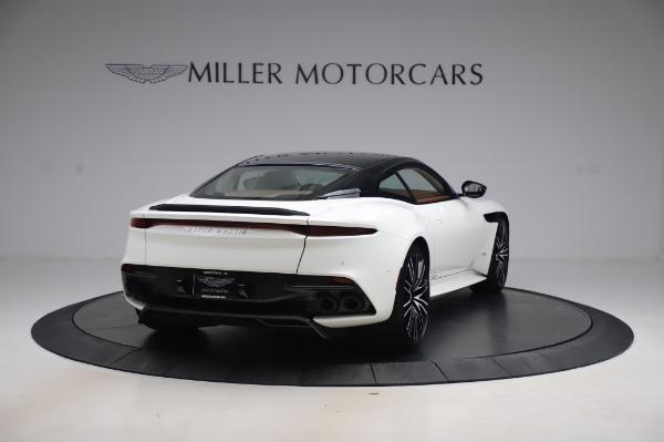Used 2020 Aston Martin DBS Superleggera for sale $299,990 at Maserati of Greenwich in Greenwich CT 06830 8