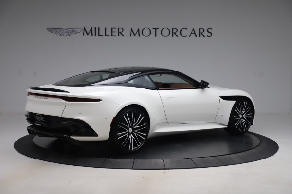 New 2020 Aston Martin DBS Superleggera for sale $337,686 at Maserati of Greenwich in Greenwich CT 06830 9