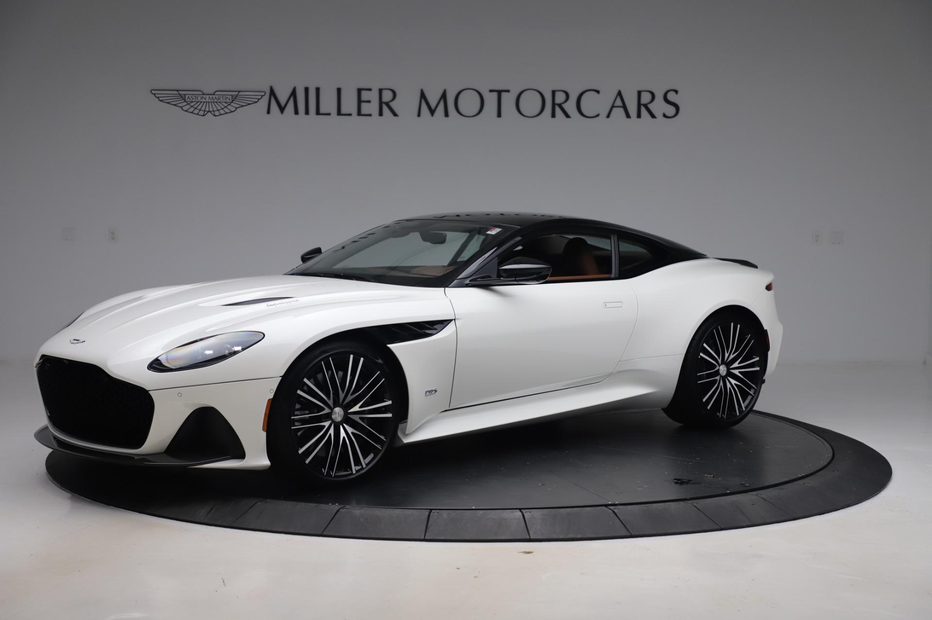 Used 2020 Aston Martin DBS Superleggera for sale $299,990 at Maserati of Greenwich in Greenwich CT 06830 1