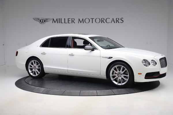 Used 2018 Bentley Flying Spur V8 S for sale $149,900 at Maserati of Greenwich in Greenwich CT 06830 10