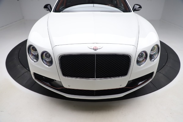 Used 2018 Bentley Flying Spur V8 S for sale $149,900 at Maserati of Greenwich in Greenwich CT 06830 13