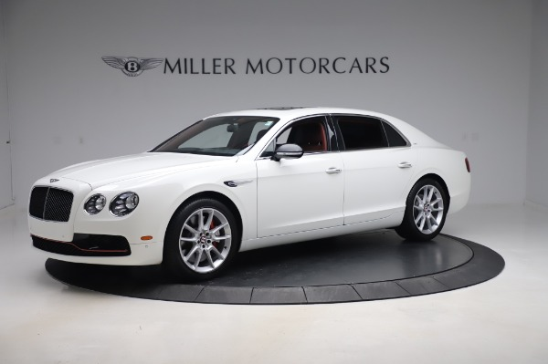 Used 2018 Bentley Flying Spur V8 S for sale $149,900 at Maserati of Greenwich in Greenwich CT 06830 2