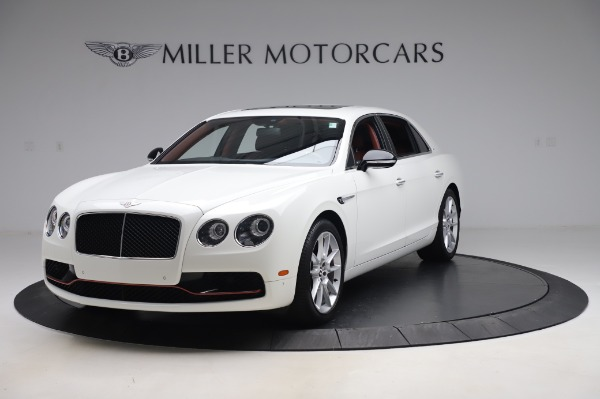 Used 2018 Bentley Flying Spur V8 S for sale $149,900 at Maserati of Greenwich in Greenwich CT 06830 1